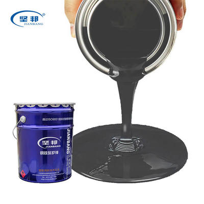Epoxy Mica Ferric Oxide Metal Fence Paint